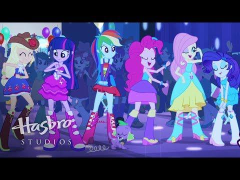 Muj Maly Pony Equestria dívky - To je naše velká noc