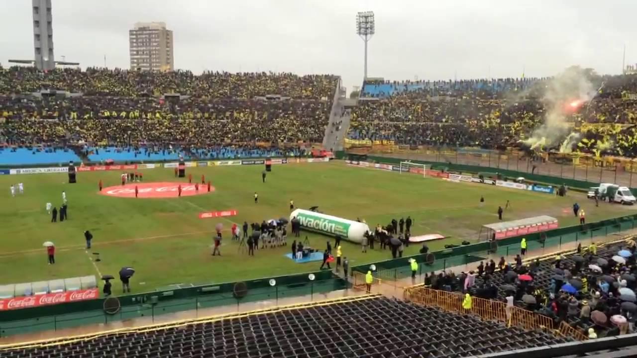 clasico uruguayo CLASICO URUGUAYO 2 - 2 | SALIDA DE PEÑAROL | 15.5.2016