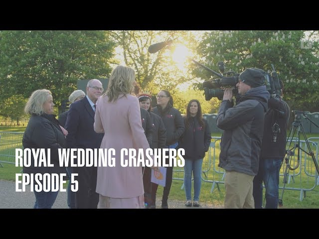 Royal Wedding Crashers Episode 5 – A Very Tight Schedule