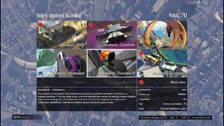 Grand Theft Auto V: Acrobacia Altos vuelos