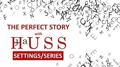 The Perfect Story Video Five - Settings and Series - A Writing Craft Course by JA Huss