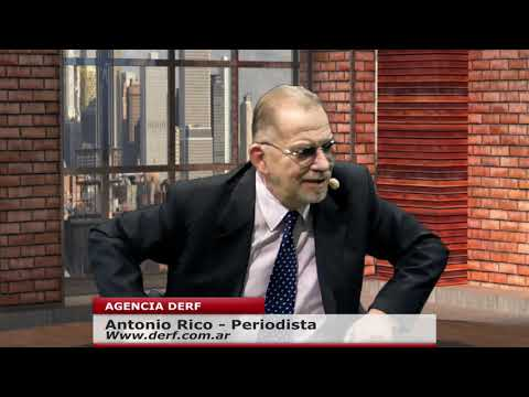 Antonio Rico - 2020 el peor año -