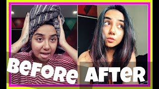Everyday Hair and Make-Up Routine | MostlySane | #RealTalkTuesday