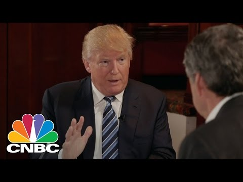 Donald Trump: Don't Ever Double Dip Your Food | Speakeasy | CNBC