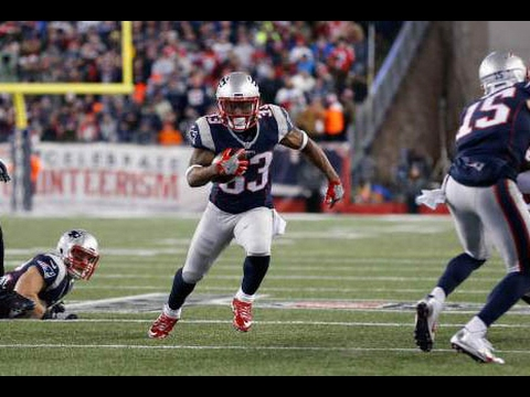 50d3f3d06f2 Super Bowl 51 New England Patriots Dion Lewis Highlights - YouTube