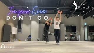 ERIC (Dance) ft. JUYEON - Don't Go (나비소녀) by EXO