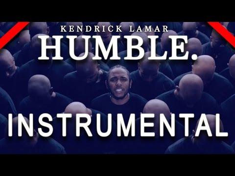 Kendrick Lamar - Humble (Instrumental / Beat)
