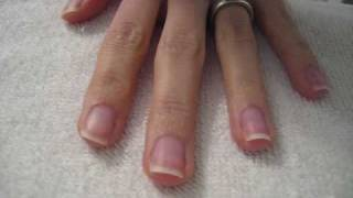 Natural at Home Manicure