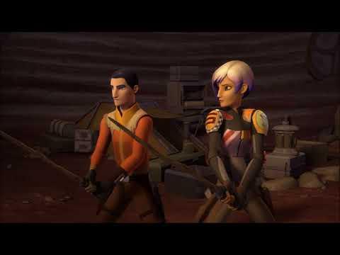 """Star Wars Rebels -  """"Sabine sees Ezra"""" OST"""