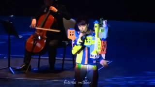 張敬軒 Hins Live in Passion 世界巡迴演唱會 澳門站 2016.2.27《笑忘書/青春常駐/緋荔榭•少年/過客別墅》