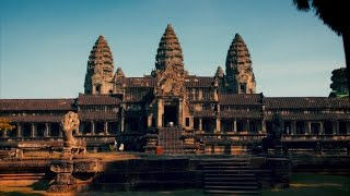See The Ancient Temple Of Angkor Wat Reconstructed In A Stunning 3D Animation!