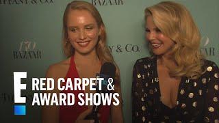 Christie Brinkley's Daughter Shares Beauty Secrets | E! Red Carpet & Award Shows