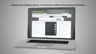 MyeduNgeria- All Nigeria Universities Updates, JAMB, Post-UTME Career Guide in geria