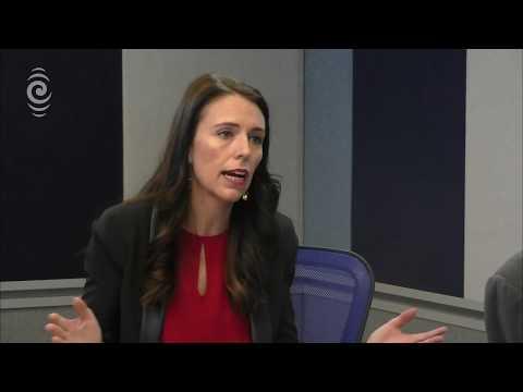 LIVE STREAM: Election 2017 Leader Interview - Jacinda Ardern