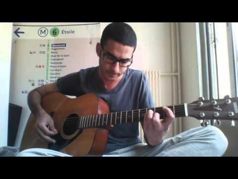 The Last Shadow Puppets - Dracula Teeth (Acoustic Cover)