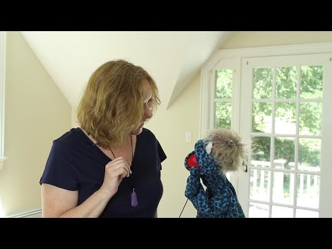 The One with Sloan Teaching the Puppet to Sing