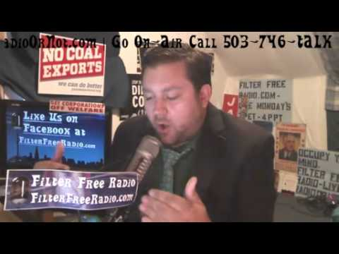 8-22-2013 Nicole Sandler Show PT 1 - War on Whistleblowers