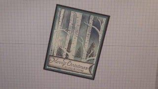 Magic with the Wonderland Embossing Folder