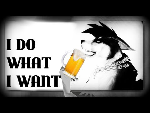 Feral Heart - I Do What I Want
