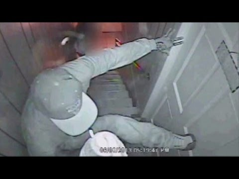 10-year-old foils home invasion robbery