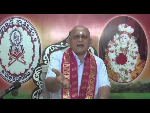 Srimad Bhagavad Gita CH 16: Day 1 : Introduction : Sri Chalapathirao : In Telugu