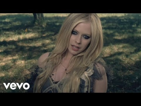 Avril Lavigne  When You're Gone  Video