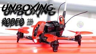 Zapętlaj Walkera Rodeo 110 Race Copter | Unboxing | HD+ | Deutsch | Multikulti Lasercs23