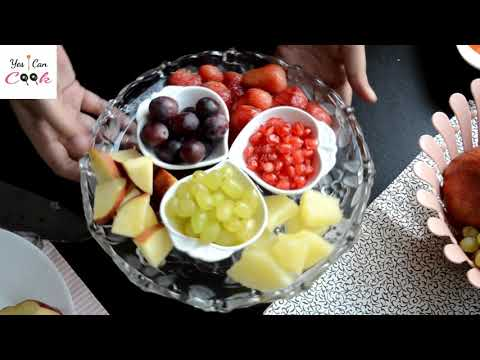 VLOG How To Serve Fruits Easy Way/ by (YES I CAN COOK) Best Ideas With Fruits #fruitplatter