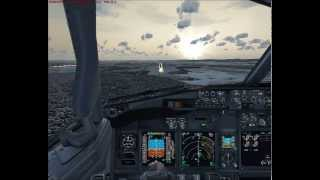 Gothenburg Landvetter (ESGG) to Oslo Gardermoen (ENGM) PMDG 737 NGX (PART 2)