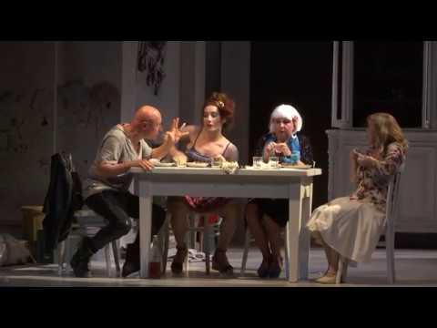 """""""VIZIO DI FAMIGLIA"""" - TEATRO STABILE DI CATANIA STAGIONE 2017"""