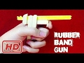 4 Creative Ways to make a SUPER GUN for Kids