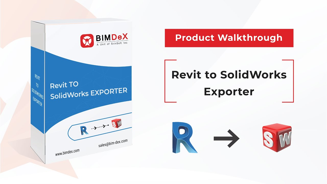 How to Export Revit to SolidWorks?