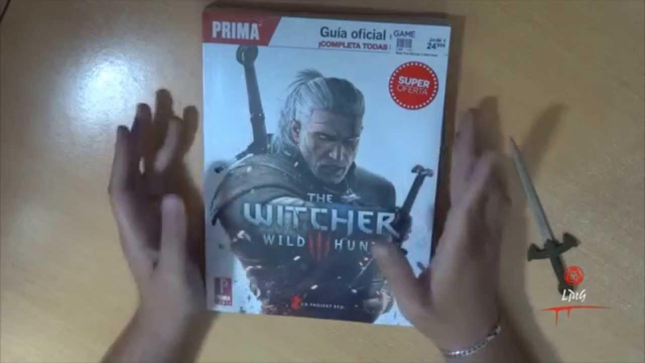 Witcher 3 Prima Guide Pdf