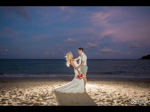 Amy & James - Wedding Highlight - Nora Buri Resort and Spa