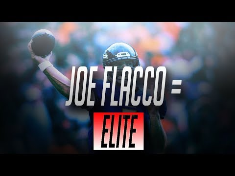 This video proves why Joe Flacco is ELITE. (Must Watch)