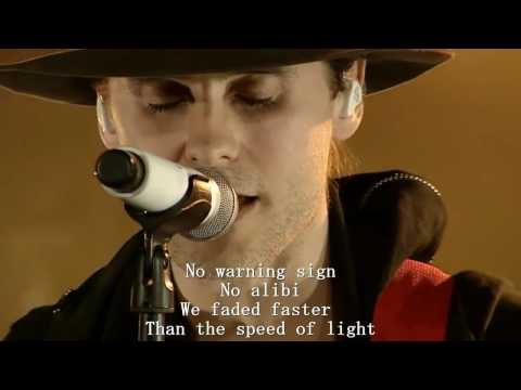 30 Seconds To Mars  Alibi  Acoustic  LYRICS