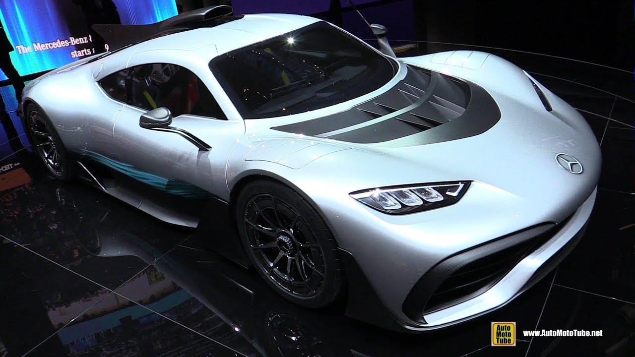 2018 Mercedes Amg Project One Hyper Car Walkaround 2017