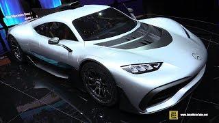 2018 Mercedes AMG Project One Hyper Car - Walkaround - 2017 Frankfurt Auto Show