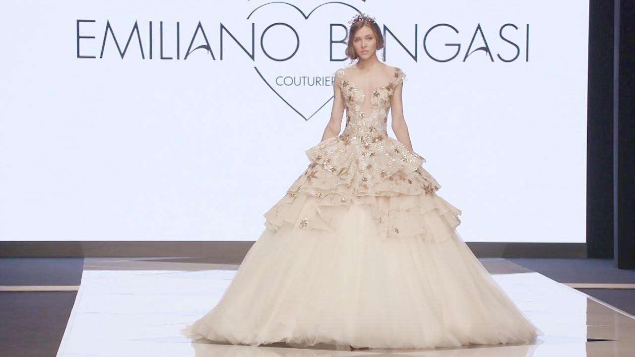 Emiliano Bengasi | Milano Bridal Fashion Week 2022 | Full Show