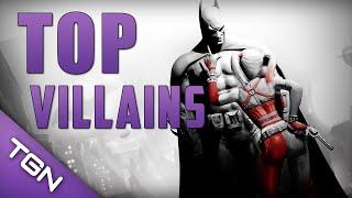 Top 5 : Batman Villains of All Time