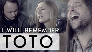 Gambar cover Toto - I Will Remember (Fleesh Version ) feat. Gus Monsanto