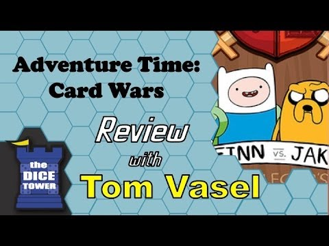 adventure-time:-card-wars-review---with-tom-vasel
