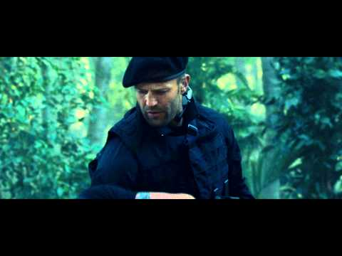 The Expendables 2 - Opening Scene Clip