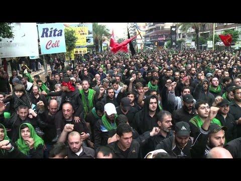 Beyrouth: célébration de l'Achoura malgré la peur des jihadistes