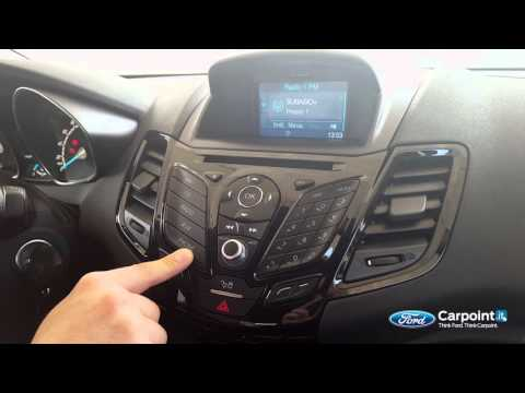 Il SYNC su Ford Fiesta - Guide Carpoint