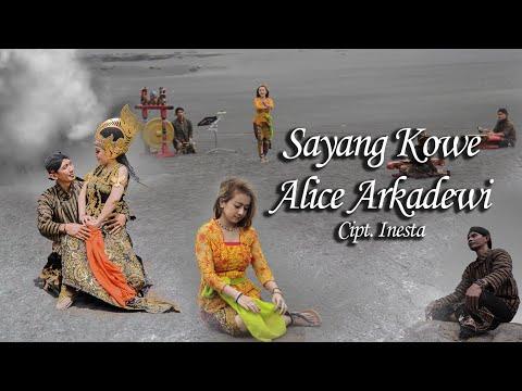 Sayang Kowe - Alice Arkadewi (versi Ethnic Hip Hop Kroncong) Official Audio Video