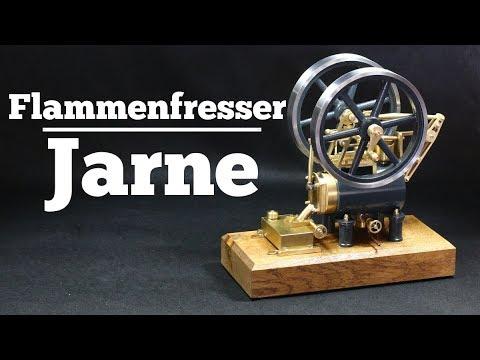 Flammenfresser Vakuummotor 'Der Große Nick' Bengs Model...   Doovi