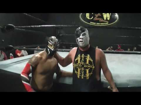 [FULL EVENT] CZW Dojo Wars 121 (04.05.2017)