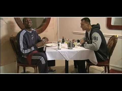 Blatche and Yi Go to Chinese Restaurant
