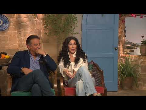 MAMMA MIA 2 Interview: Cher and Andy Garcia